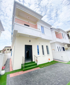 4 Bedrooms Detached Duplex with Bq, Ajah, Lagos, Detached Duplex for Sale