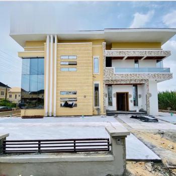 Lovely 5 Bedroom Fully Detached Duplex with 2 Bq, Nothern Foreshore Estate, Chevron, Lekki Expressway, Lekki, Lagos, Detached Duplex for Sale