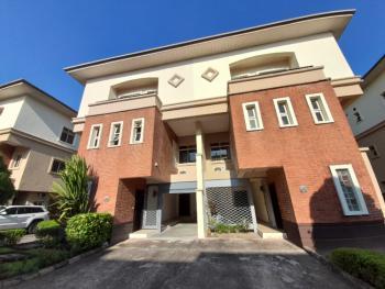 Luxury Semi-detached 4 Bedroom Duplex with 2 Bq, Pool and Lawn Tennis, Banana Island, Ikoyi, Lagos, Semi-detached Duplex for Sale