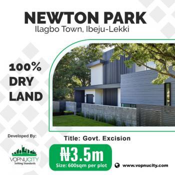 Plots of Land, Ilagbo Town, Ibeju Lekki, Lagos, Mixed-use Land for Sale