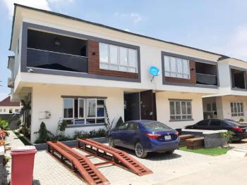 Luxury & Fully Serviced 4bedroom Semi Detached Duplex with Bq, Victoria Garden City, Lekki, Lagos, Semi-detached Duplex for Sale