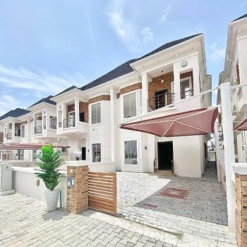 4 Bedroom Semi Detached Duplex, 2nd Toll Gate Lekki Lagos, Lekki, Lagos, Semi-detached Duplex for Sale