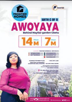 Land, Mayfair Garden Gbetu, Awoyaya, Ibeju Lekki, Lagos, Residential Land for Sale