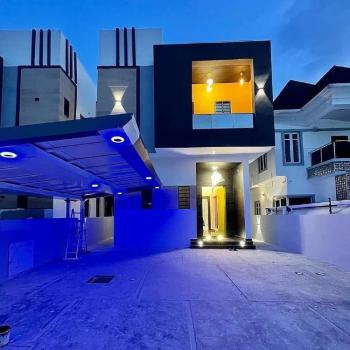Exquisite 5 Bedroom Fully Detached Duplex, Osapa London Lekki Lagos, Osapa, Lekki, Lagos, Detached Duplex for Sale