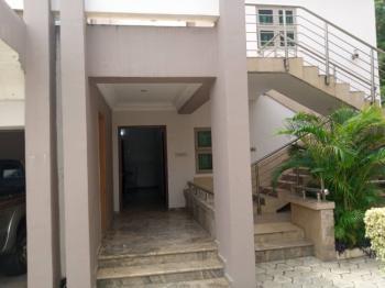 3 Bedroom Detached Duplex with 2 Living Rooms, As Villa, Asokoro District, Abuja, Detached Duplex for Rent