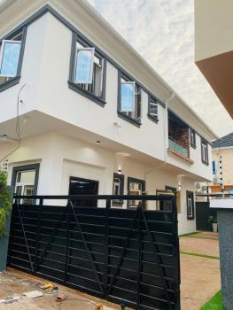 Luxury 5 Bedrooms with Bq in an Estate, Chevron, Lekki Phase 1, Lekki, Lagos, Detached Duplex for Sale