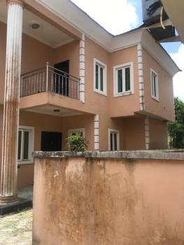 Brown New 4bedroom Fully Detached Duplex, Crown Estate, Sangotedo, Ajah, Lagos, Detached Duplex for Sale