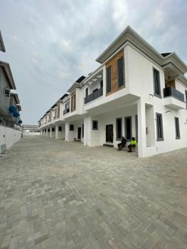 4 Bedrooms Terraced Duplex with Bq, Orchid, Lekki, Lagos, Flat / Apartment for Sale