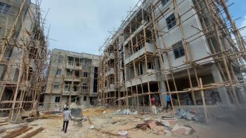 Brand New Luxury Serviced 2 Bedrooms Apartment, Salem Bus-stop, By Romay Gardens, Ikate Elegushi, Lekki, Lagos, Flat / Apartment for Sale