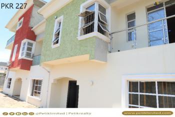 4 Bedrooms, Ilasan, Lekki, Lagos, Terraced Duplex for Rent