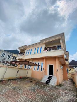 4 Bedroom Semi Detached Duplex with B/q, Ajah, Lagos, Semi-detached Duplex for Rent