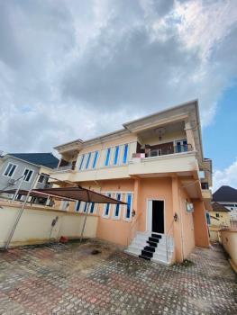 4 Bedroom Semi-detached Duplex with a Room Bq, Ajah, Lagos, Semi-detached Duplex for Rent