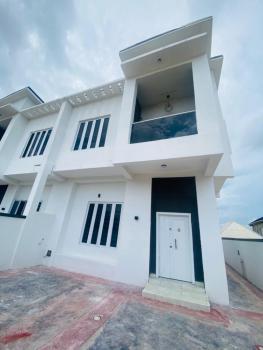 4 Bedroom Semi Detached Duplex (without B/q), Ajah, Lagos, Semi-detached Duplex for Sale
