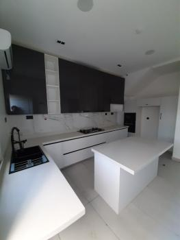 New 4 Bedroom Semi-detached Duplex Wit Bq Air Condition Fitted Kitche, Lekki Phase 1, Lekki, Lagos, Semi-detached Duplex for Rent