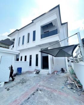 4 Bedrooms Semi Detached Duplex with Bq, Chevron, Lekki, Lagos, Semi-detached Duplex for Sale