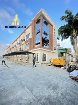 Superbly Finished Water Front 4 Bedroom Terrace Duplex, Lekki Phase 1, Lekki, Lagos, Terraced Duplex for Sale