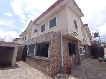 Spacious 4 Bedroom Semidetached Duplex with 2 Rooms Bq, Mobolaji Johnson Estate, Lekki Phase 1, Lekki, Lagos, Semi-detached Duplex for Sale