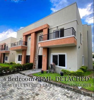 Beautifully Finished, Lokogoma District, Abuja, Semi-detached Duplex for Sale