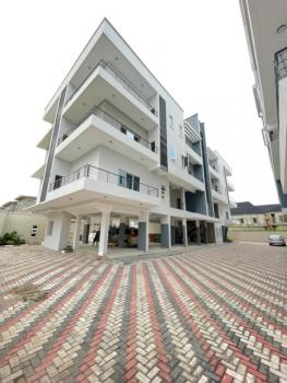 Luxury 3 Bedroom Flat with Excellent Facilities, By Chevron Second Toll Gate, Lekki, Lagos, Flat / Apartment for Sale