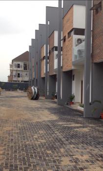 New 4 Bedroom Terraced Duplex + Bq, Mini Estate, Ikate Elegushi, Lekki, Lagos, Terraced Duplex for Rent