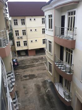Just Out:  Decent 3 Bedroom Flat All Ensuites with a Room Bq in an Estate, Yabatech Gra, Alagomeji, Yaba, Lagos, Flat / Apartment for Rent