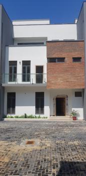 Luxurious 4 Bedroom Terrace with Bq, Off Kusenla Road, Ikate Elegushi, Lekki, Lagos, Terraced Duplex for Sale