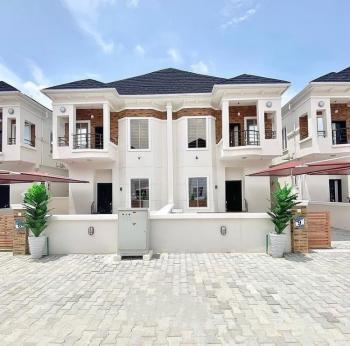 Luxury and Affordable Home, Lekki Conversation Road, Chevron, Lekki, Lagos, Semi-detached Duplex for Sale