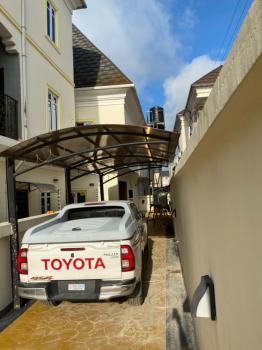4 Bedroom Fully Detached Duplex with Bq, Lekki County, Ikota, Lekki, Lagos, Semi-detached Duplex for Rent