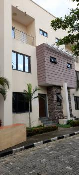 Well Finished, Serviced 4 Bedroom Duplex with Bq, Guzape District, Abuja, Terraced Duplex for Rent