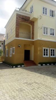 Fully Detached 5 Bedroom Duplex with Bq, Guzape District, Abuja, Detached Duplex for Rent