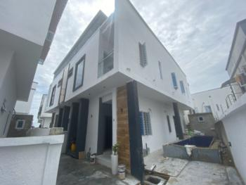 Luxuriously Finished 4 Bedroom Semi Detached House with Swimming Pool, Ajah, Lagos, Semi-detached Duplex for Sale