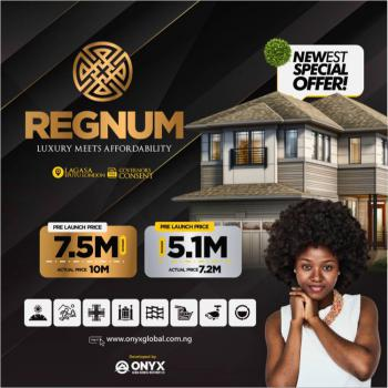 Buy and Build and Investment Land in a Develope and Secured Location, 10 Minutes to Abijo Gra Bus-stop, Eputu, Ibeju Lekki, Lagos, Residential Land for Sale