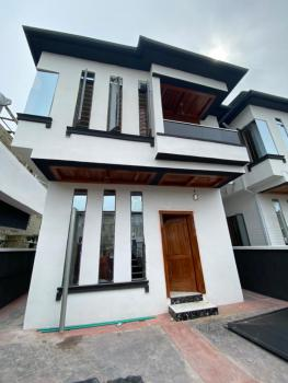 4 Bedrooms Fully Detached Duplex with Bq, 2nd Tollgate, Lekki, Lagos, House for Sale