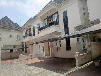 4 Bedroom Semi Detached in an Estate, Chevron Estate, Lekki, Lagos, Semi-detached Duplex for Rent