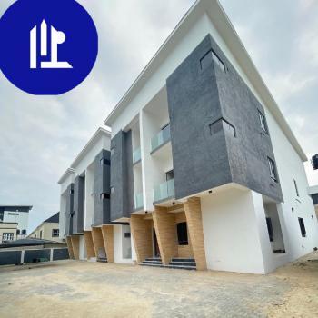 Luxury 4 Bedroom Terrace Duplex with Bq, Richmond Estate, Ikate Elegushi, Lekki, Lagos, Terraced Duplex for Rent