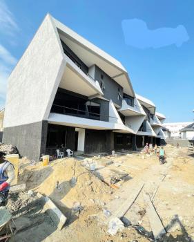 Contemporary Design 4 Bedroom Terrace Duplex with 24 Hours Electricity, Lekki Phase 1, Lekki, Lagos, Terraced Duplex for Sale
