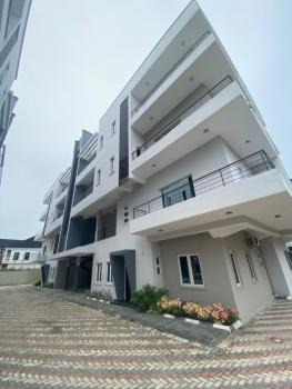 3 Bedroom Apartments with Bq, 2nd Toll Gate, Lekki, Lagos, Block of Flats for Sale