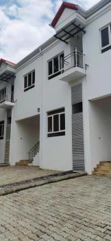 Beautifully Finished 4 Bedroom Duplex, Zone E Apo Legislative Quarters, Apo, Abuja, Terraced Duplex for Rent