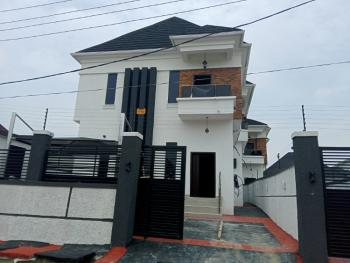 New and Well Finshed 4 Bedrooom Duplex with a Room Bq, Ajah, Lagos, Detached Duplex for Sale