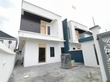 Newly Bullt 4 Bedroom Semi Detached Duplex + Bq, Ikota, Lekki, Lagos, Semi-detached Duplex for Sale
