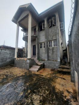 Well Built 4 Bedrooms Detached Duplex, Ogba, Ikeja, Lagos, Detached Duplex for Sale