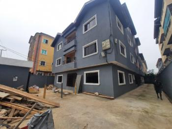 Renovated 3 Bedroom Apartment, Avenue Bus Stop, Ago Palace, Isolo, Lagos, Flat / Apartment for Rent