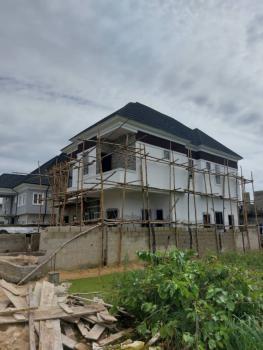 Consent, Off Mobil Road, Ikota, Lekki, Lagos, Semi-detached Duplex for Sale