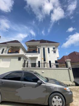 Brand New Spacious 4 Bedroom Fully Detached Duplex with 1room Bq, Lekki, Lagos, Detached Duplex for Sale