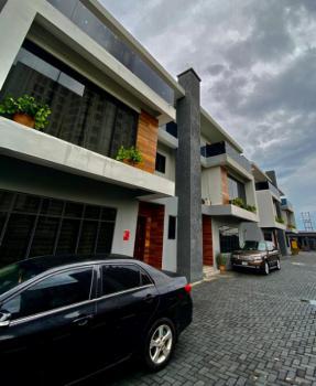 Stylishly Furnished 5 Bedroom Serviced Terrace House with Bq, Oniru, Victoria Island (vi), Lagos, Semi-detached Duplex for Rent