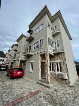 5 Bedrooms Maisonette, 2nd Tollgate, Chevron - Eleganza, Lekki Expressway, Lekki, Lagos, House for Sale