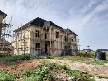 Shell Finished 4 Bedrooms Semi Detached Duplex Within an Estate, By Sunnyvale Estate, Dakwo, Abuja, House for Sale
