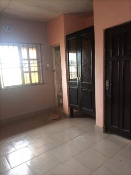 Very Lovely and Spacious Mini Flat Upstairs with Balcony & Prepaid Met, Off Yetunde Brown Street Ifako, Gbagada., Ifako, Gbagada, Lagos, Mini Flat for Rent