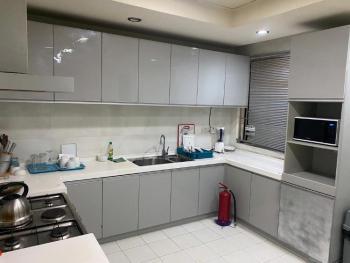Very Airy and Spacious 3 Bedrooms Apartment, Off Isaac John, Ikeja Gra, Ikeja, Lagos, Flat / Apartment Short Let