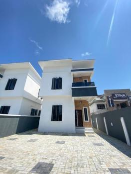 Luxury 5 Bedroom Fully Detached Duplex with a Room Bq, Chevron, Lekki, Lagos, Detached Duplex for Sale